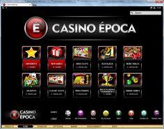 Mas de 450 juegos de Casino en Casino Epoca