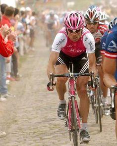 Jan Ullrich bei Paris-Roubaix