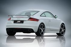 ABT Brings the Noise to the Audi TT RS
