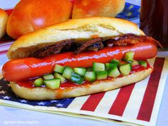 American Hot Dogs Spezial