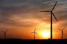 wind turbine photos   Wind farm builds green future - China.org.cn