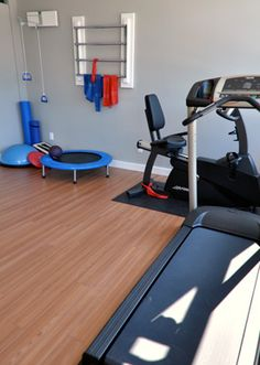 InSync Physiotherapy - Exercise equipment