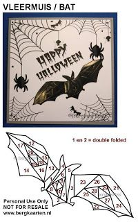 Irisvouwen: Halloween