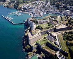 Forteresse Vauban à Palais, Belle Ile en Mer