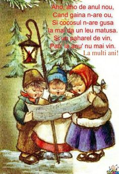Christmas Messages, Vintage Christmas Cards, Christmas Deco, Christmas Wishes, Christmas Time, Anul Nou, School Games, Christmas Paintings, Kids Reading