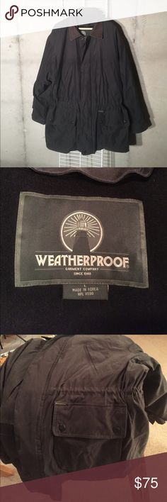Men's fall/ spring coat. EUC 3 in 1 Men's fall/ spring coat. EUC 3 in 1. Lots of pockets, adjustable waist Weatherproof Jackets & Coats