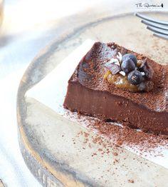 The Rawtarian: Raw chocolate cheesecake recipe
