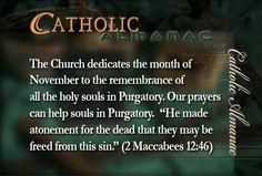 #Purgatory #HolySouls #Catholic