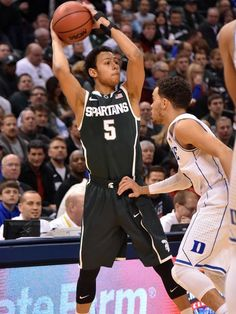 91c59dda611 Bryn Forbes holds key to Michigan State s success