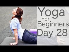 Yoga For Beginners 30 Day Challenge Day 28 with Lesley Fightmaster. >> Take a look at even more at the photo link (Pilates Principiantes) Yoga For Weight Loss, Healthy Weight Loss, Weight Loss Tips, Lose Weight, Meditation For Beginners, Yoga Poses For Beginners, Workout For Beginners, Workout Tips, 30 Day Challenge
