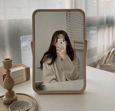 Cream Aesthetic, Brown Aesthetic, Aesthetic Photo, Aesthetic Girl, Aesthetic Pictures, Selfi Tumblr, Image Originale, Cute Korean Girl, Japanese Aesthetic