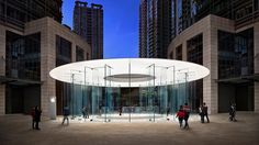 Xiaomi overtakes Apple in China, Apple relegated to 'Others,' Samsung sales halved Kunming, In China, Tate Modern Gallery, Apple Store, Pump House, Glass Structure, Built Environment, Less Is More, Store Fronts