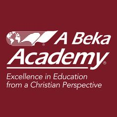 A Beka Academy is an accredited, comprehensive distance-learning program for kindergarten through grade 12. This academically challenging, college preparatory education features high-quality video instruction and uses Christian character-building textbooks from A Beka Book.