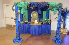 Egyptian Baby Shower    CatchMyParty.com