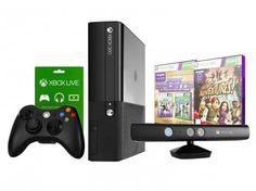 Console Xbox 360 500GB c/Kinect 1 Controle Sem Fio com as melhores condições você encontra no site do Magazine Luiza. Confira!