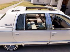 Cadillac Fleetwood, Old School Cars, Automobile, Cadillac Ct6, Vehicles, Low Rider, Advertising, Usa, Board