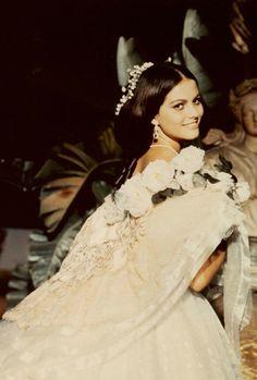 Claudia Cardinale ~ The Leopard, 1963. via Alexandre Gama Vieira