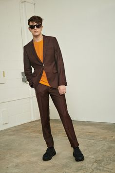 Switch up your suiting For after-office hours Hugo Men, Menswear, Slim, Formal, Style, Fashion, Men's Clothing, Men, Preppy