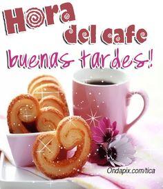 Hora del café!