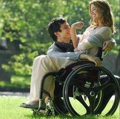 Rollstuhl liebe