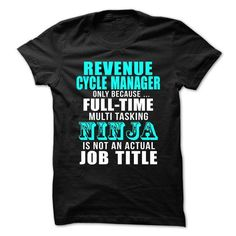 REVENUE-CYCLE-MANAGER - Multitasking Ninja - #softball shirt #hooded sweatshirt. TAKE IT => https://www.sunfrog.com/No-Category/REVENUE-CYCLE-MANAGER--Multitasking-Ninja.html?68278