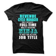 REVENUE-CYCLE-MANAGER - Multitasking Ninja - #softball shirt #hooded sweatshirt. TAKE IT => https://www.sunfrog.com/No-Category/REVENUE-CYCLE-MANAGER--Multitasking-Ninja.html?68278