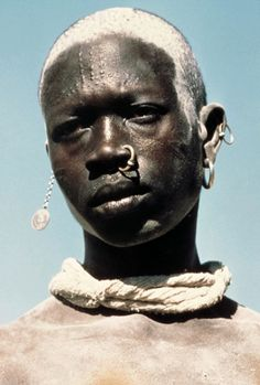 "Africa | ""The Mesakin Quissayr"" 