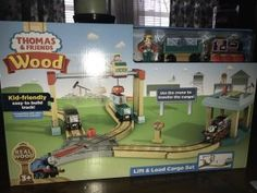 WIN Thomas and Friends: Lift and Load Cargo Set