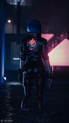 Waiting for Cyberpunk 2077 Screenshot captured in Grand Theft Auto V videogame. Cyberpunk 2077, Cyberpunk Anime, Cyberpunk Girl, Arte Cyberpunk, Cyberpunk Aesthetic, Cyberpunk Fashion, Fashion Goth, Girls Characters, Fantasy Characters