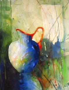 Kuvahaun tulos haulle Ann Christin Moberg #watercolor