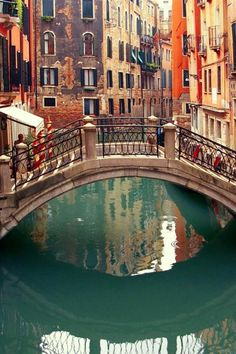 Italy, Venice, Canals