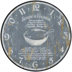 Recycling of old CDs - Free clock face printables for those old CD's. Now, that is ingenious!