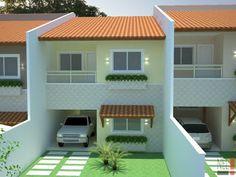 #Casas Geminadas