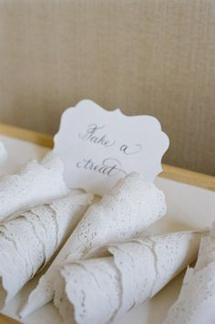 Take a treat/ make from dollie for the candy bar #candybar #wedding
