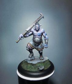 Forums / Peinture / Blood Warrior AoS - Mini Créateurs