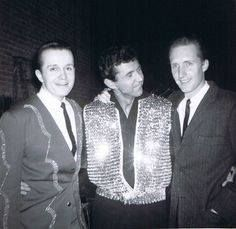 Bill Anderson, Sonny James, George Hamilton IV