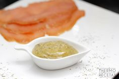 Salsa noruega para ahumados - http://www.thermorecetas.com/salsa-noruega-ahumados/