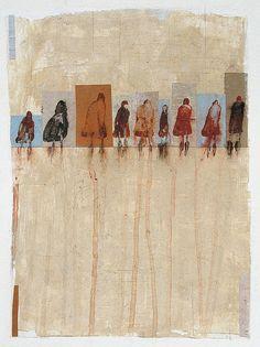 """""""Line 5"""" by Scott Bergey."""