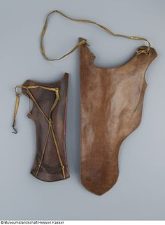 BACK 1  Ottoman Quiver/Bow Case  Late 16th / early 17th century