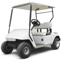 A Golf Cart for mom & dad.
