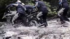 With BMW GS bikes you can go nearly everywhere. GS Trophy 2014 - The Highlights #gstrophy #bmwmotorrad #r1200gs