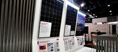 #DuPont #solarafricashow #professional #photovoltaicproducts Exhibition Stands, Solar, Photo Wall, Africa, Frame, Display Shelves, Fotografie, Frames, Afro