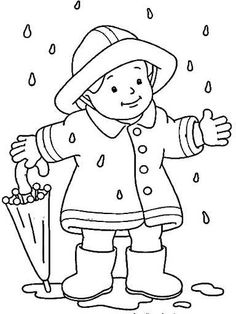 Rainy Day Coloring Pages Collection For Kids. Get the complete Rainy Day coloring pages collection here. Fall Coloring Pages, Coloring Sheets For Kids, Printable Coloring Pages, Coloring Pages For Kids, Coloring Books, Kids Coloring, Free Coloring, Mazes For Kids, Color Tag