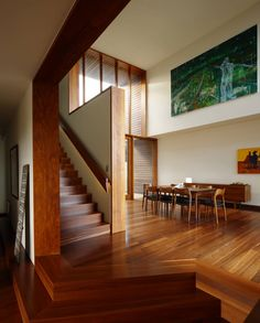 Rosalie Residence / Richard Kirk Architect