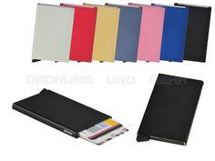 secrid - RFID Cardprotector Kartenetui für bis zu 6 Karten - 7 Farben