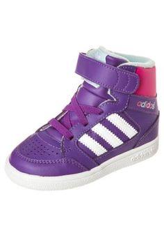 Adidas Pro Play CF 1 Purple Sneakers