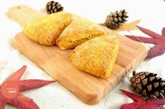 Katrins favoriete recepten: Foodblogswap: Hartige pompoenscones