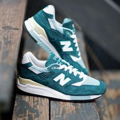 "New Balance M998 ""Explore By Sea"""