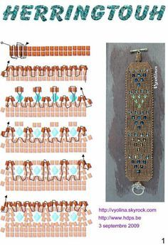 tom+alice Beaded Bracelets for Women Stackable Handcut Natural Stones 5 pcs Ermish Stretch Set Bangle – Fine Jewelry & Collectibles Beading Patterns Free, Beaded Bracelet Patterns, Free Pattern, Knitting Patterns, Bead Patterns, Crochet Patterns, Jewelry Making Tutorials, Beading Tutorials, Motifs Perler