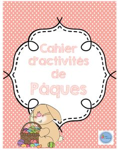 Viewing 1 - 20 of 44657 results for cahier dactivits de pques french easter activity book Easter Activities, Book Activities, French Resources, French Class, Learning Tools, Learn French, Elementary Schools, Creations, Classroom